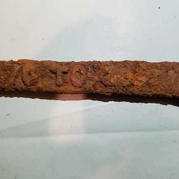 Wrench dug up in Richfield Springs, NY