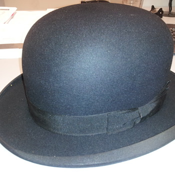 Stetson Derby Hat