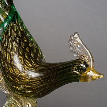 AVeM Pheasant - Art Glass