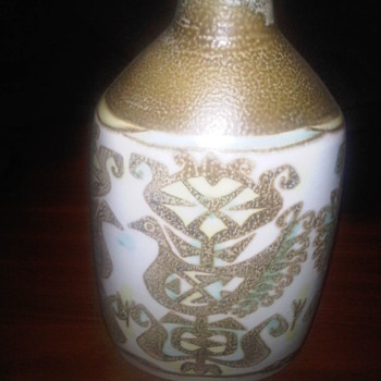 Royal Copenhagen Vase.