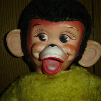 Ugly monkey saved from death....