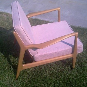 Danish Modern IB Kofod Larsen Lounge Chair