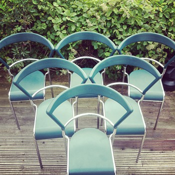 Mid century chairs?