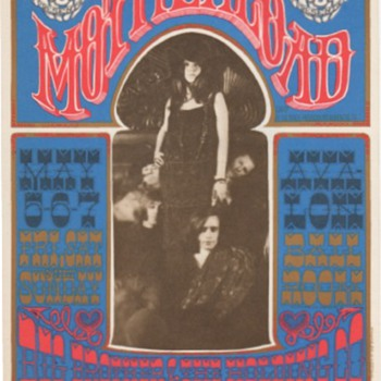 Big Brother at the Avalon Ballroom, San Francisco, 1967 - Music