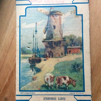Life Insurance Sales Ephemera - Advertising