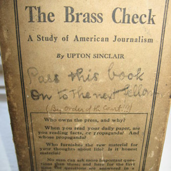 The Brass Check.....