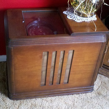 My vintage Zenith Stereo