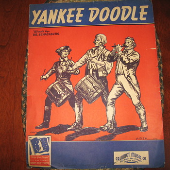 Yankee Doodle ..... - Music