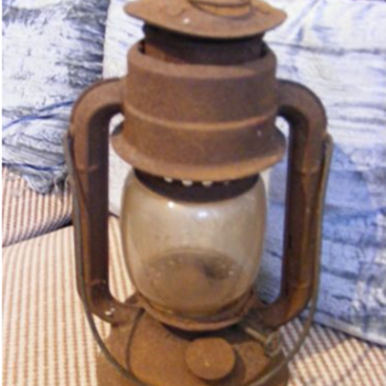 "Veritas ""wizard"" paraffin oil lantern lamp  - Lamps"