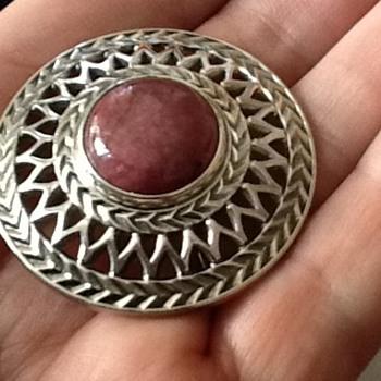 Silver buckle - Fine Jewelry