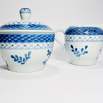 ROYAL COPENHAGEN - DENMARK / THROWBACK WEEKEND  - China and Dinnerware