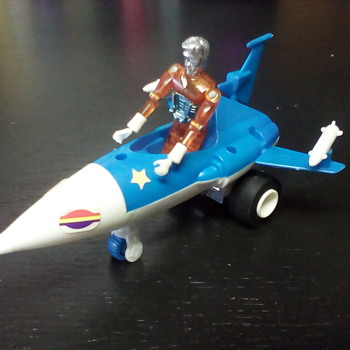 "Micronauts "" Photon Sled """