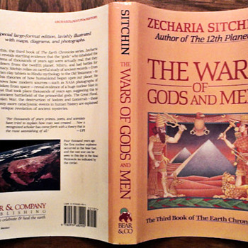The Wars Of Gods And Men (hc) - Books