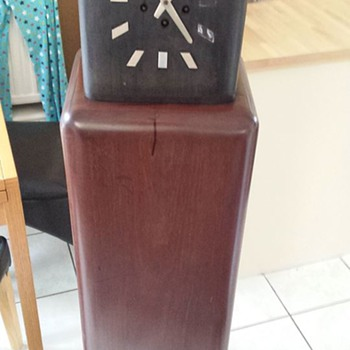 This Is My New Clock Made In 1937