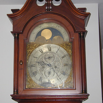 Need information on my Seth Thomas Grandfather Clock - Clocks