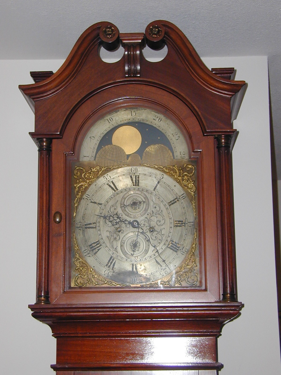 Seth Thomas Grandfather Clock Models