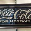 Coca Cola Sign  c-1890