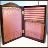 1976  Gunther Mele ( Wall ) Jewelry Box with Etched Mirror