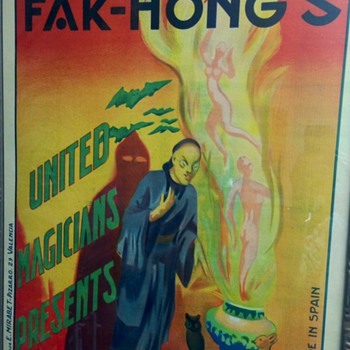 Chang and Fak Hongs--Hara Kiri - Posters and Prints