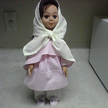 DARA/ SARA  MIDDLE EASTERN DOLL