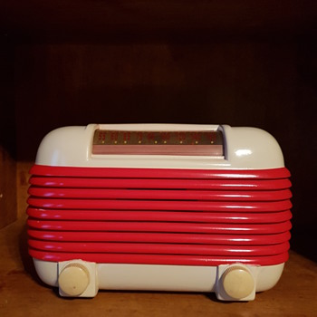 Firestone Air Chief Radio
