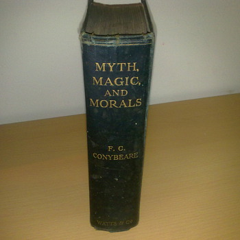 Myths, Magic and Morals - Books