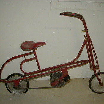 Belt driven Childs Bike