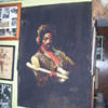 jimi hendrix moterey pop fest black velvet painting