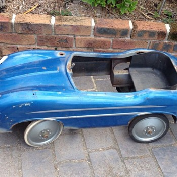 Jaguar E-Type Pedal Car