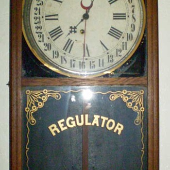 Old Regulator - Clocks