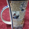 Perfect condition maritime coffee cup