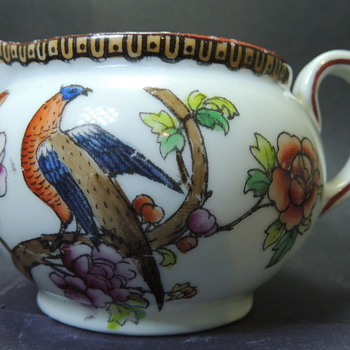 Victoria Creamer? - China and Dinnerware