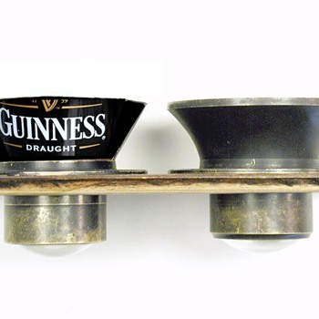 The Rare Guinness Branded 1860s Globe Lens