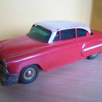 1954 Bel Aire Chevrolet Promotional Model - Model Cars