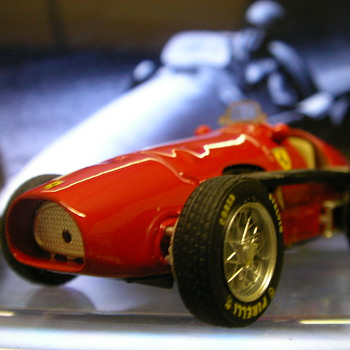 1952/53 Ferrari Tipo 500 F1 Car - Model Cars