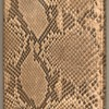 Genuine Snake Skin Book Cover