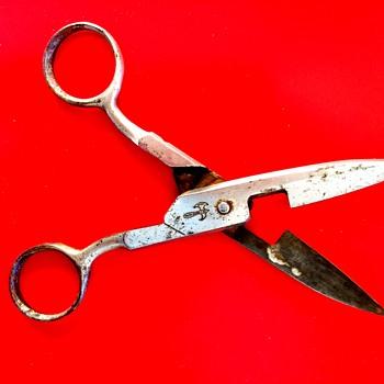 ?Antque scissors?