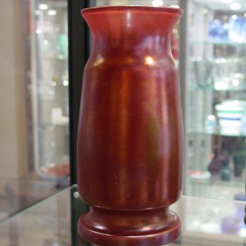 An original G vase by de Bazel 1917 - Art Glass