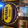 NuGrape Soda Vintage Sign/Sunbeam Bread Sign