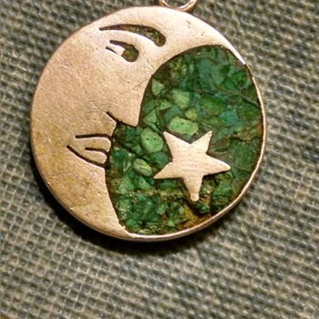 pendant of unknown origin