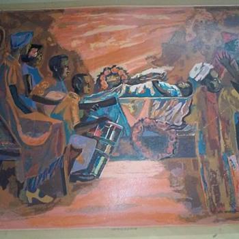 Baquine - Folk Art