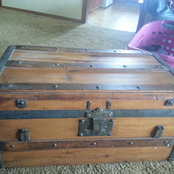 My new trunk- help with date please