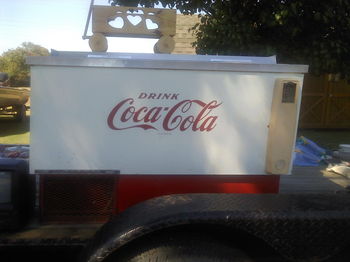 Beverage Air Vintage Coca Cola Cooler Collectors Weekly