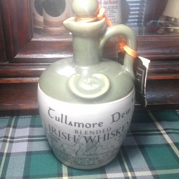 Tullamore Dew Flagon