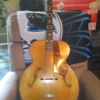 vintage kay guitar
