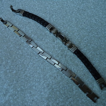 Stainless Steel Bracelets - Costume Jewelry