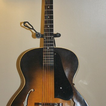 1959 Guild A-50 Acoustic Archtop - Guitars