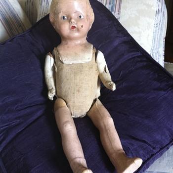 Mamas doll