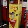 Popcorn dispenser