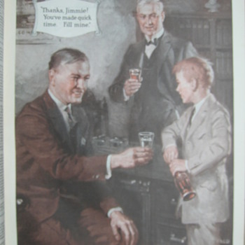 1924 Coca-Cola Ad  - Coca-Cola